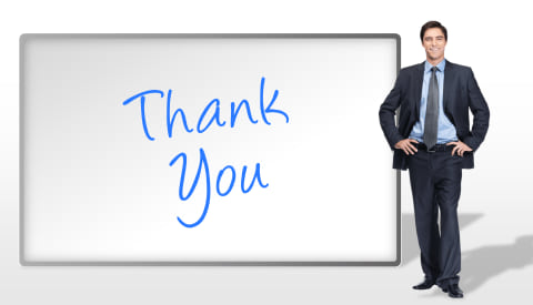 How To Write Super Cool Thank You Letters After A Presentation Best Practises And Tips Newoldstamp Thank You Letter Presentation Thank You For Listening