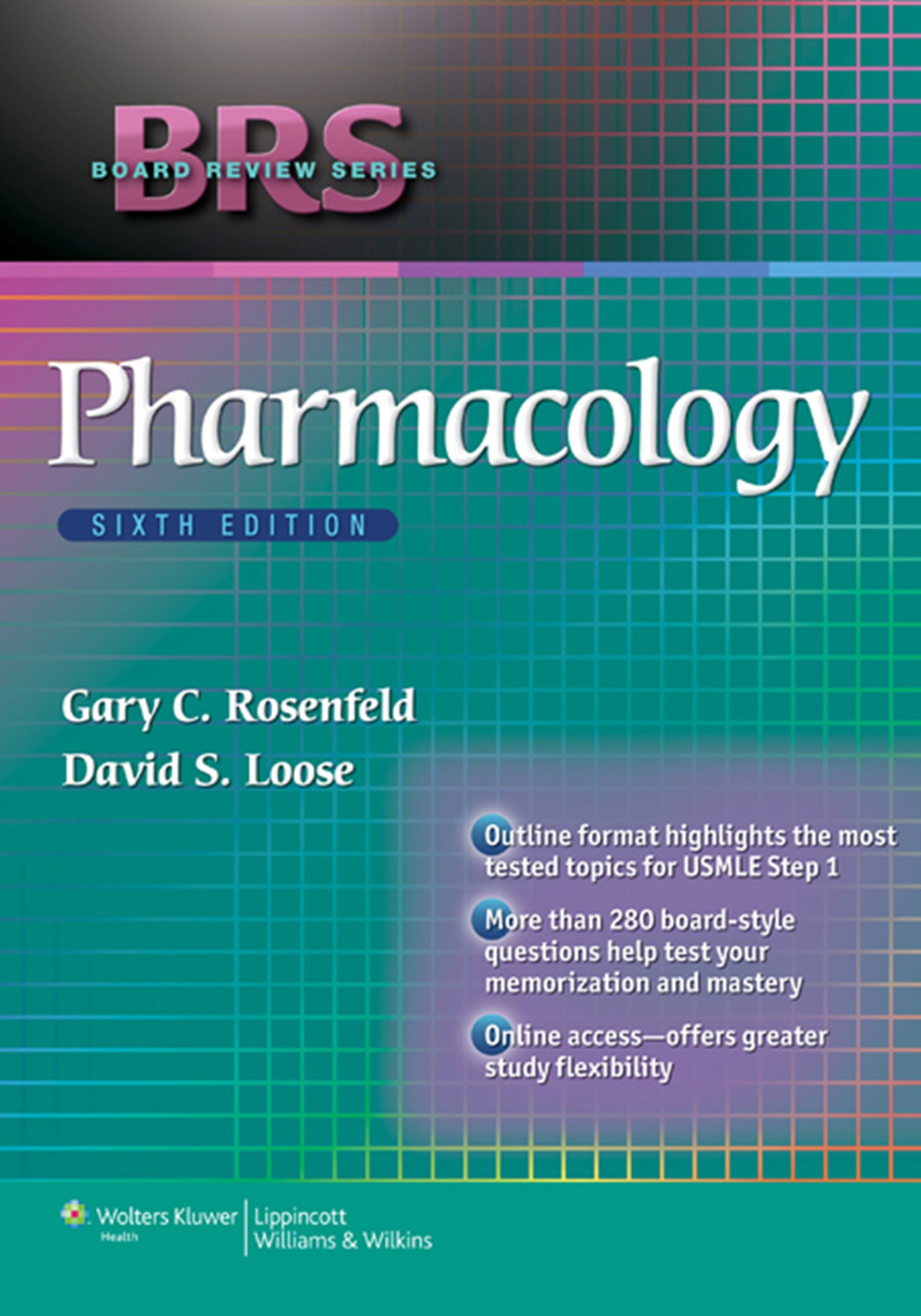 BRS Pharmacology 6th Edition PDF | Pharmacology, Medical and Medical ...