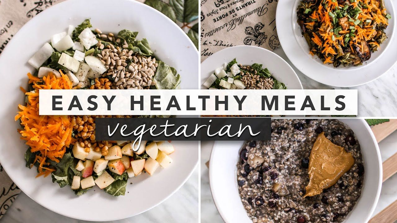 Healthy Quick Meals For Dinner