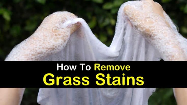 4 amazing ways to remove grass stains grass stain