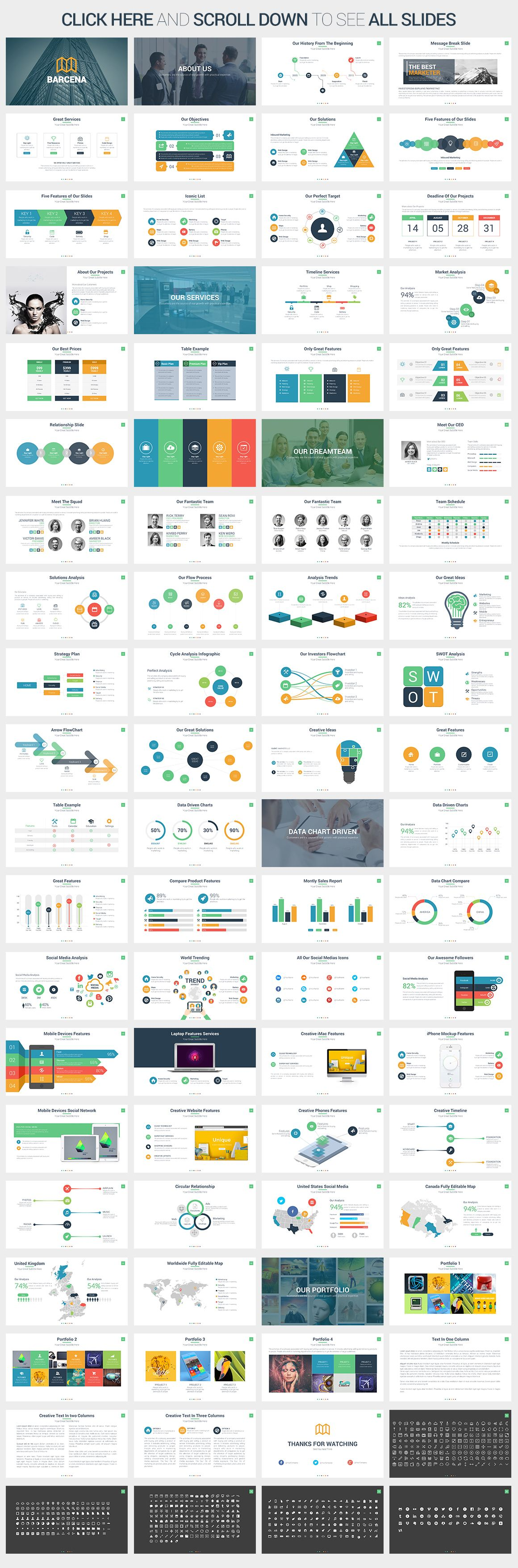 Barcena powerpoint template by slidepro on creative market barcena powerpoint template by slidepro on creative market toneelgroepblik Gallery