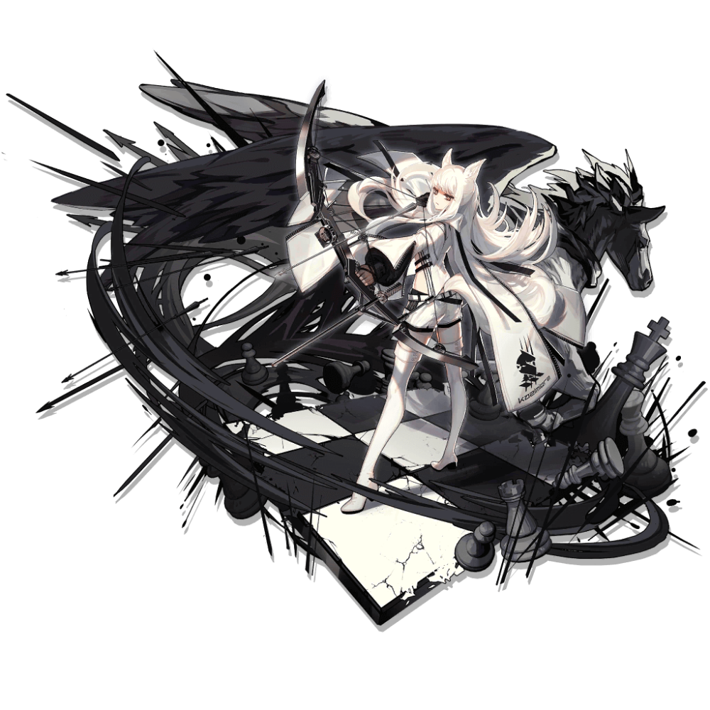 Platinum Arknights Wiki GamePress trong 2020 Anime