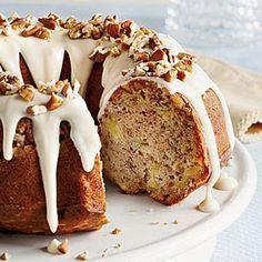 Home Cooking : Hummingbird Bundt Cake