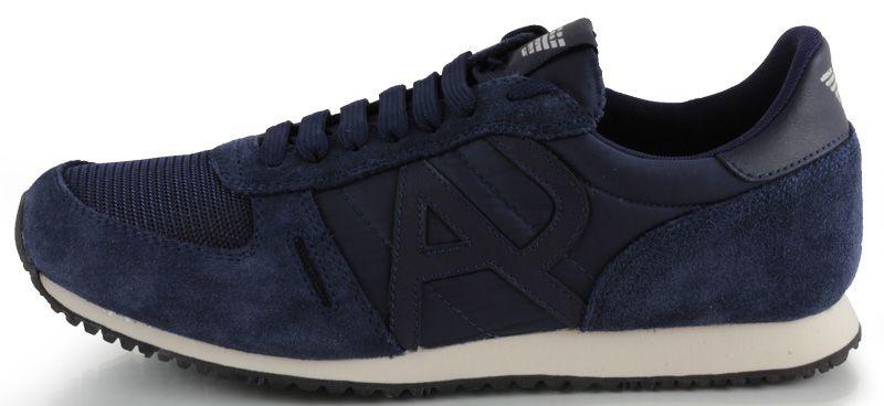 Obuwie Sportowe Armani Jeans Armani Jeans Armani Hummel Sneaker