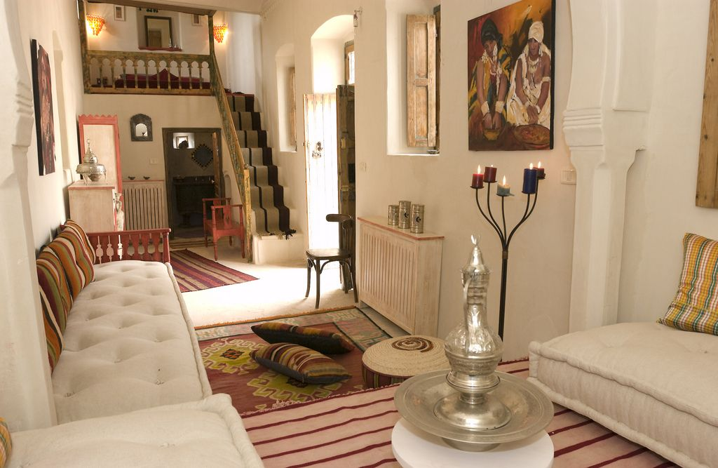Pingl par sarra cherif sur djerba pinterest d co et for Decoration maison tunisienne