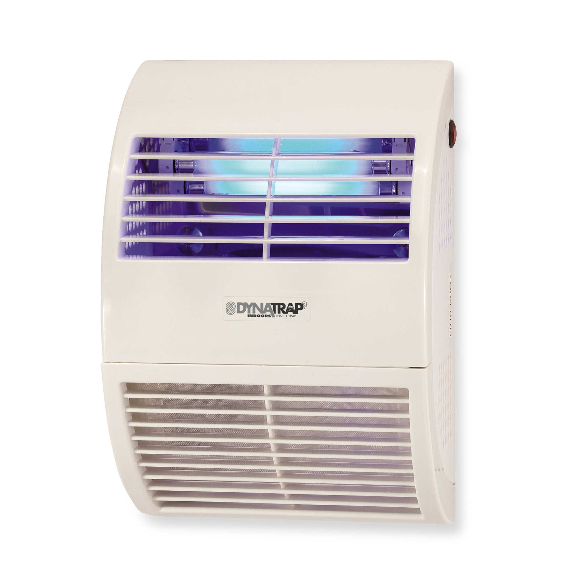 Dynatrap® Indoor Insect Trap with Wall Mount Insects
