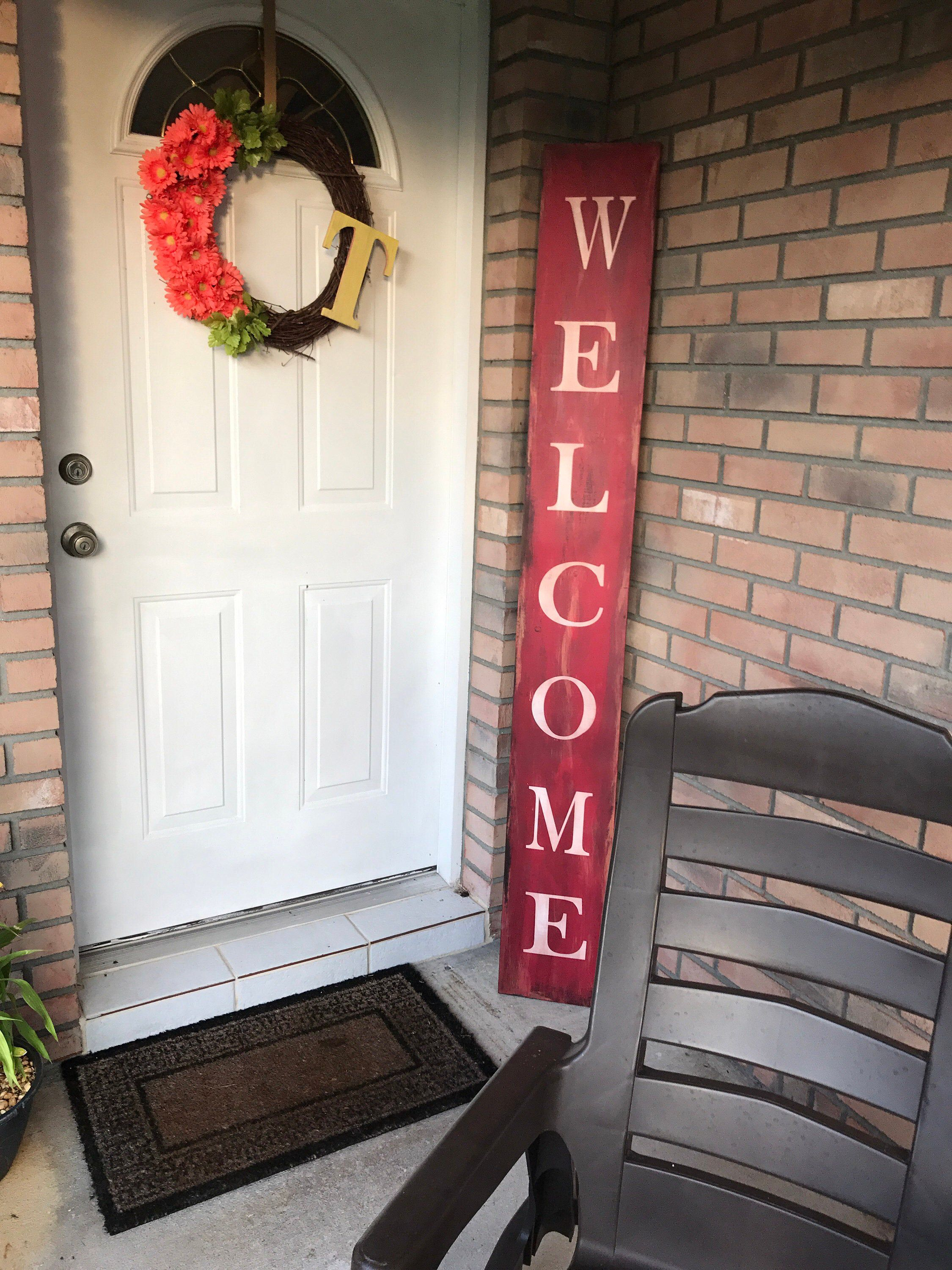 Excited to share this item from my #etsy shop: Welcome ...