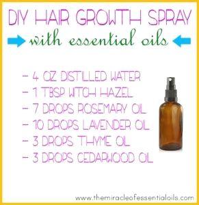 diy hair regrowth spray for black hair #fasterhairgrowth