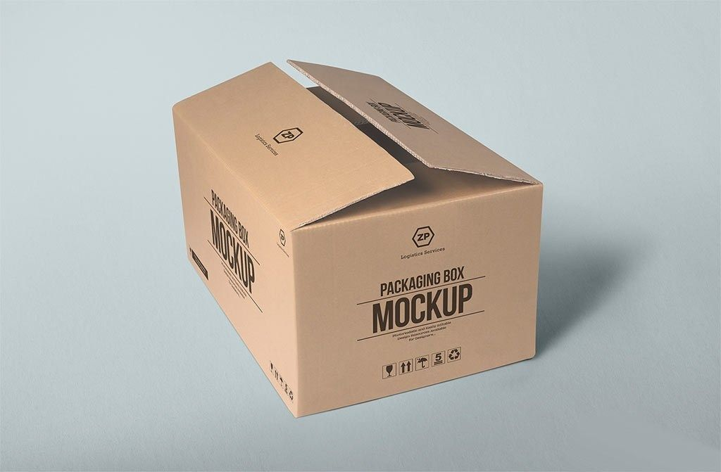 Download 50 Box Mockup For Product Presentation Mockup Kardus Kemasan