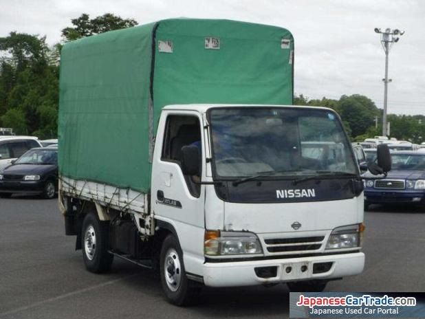 High Quality Used Nissan Atlas Truck For Sale More Than 200 Units