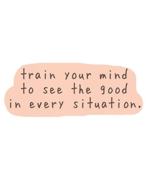 Train your mind Quote