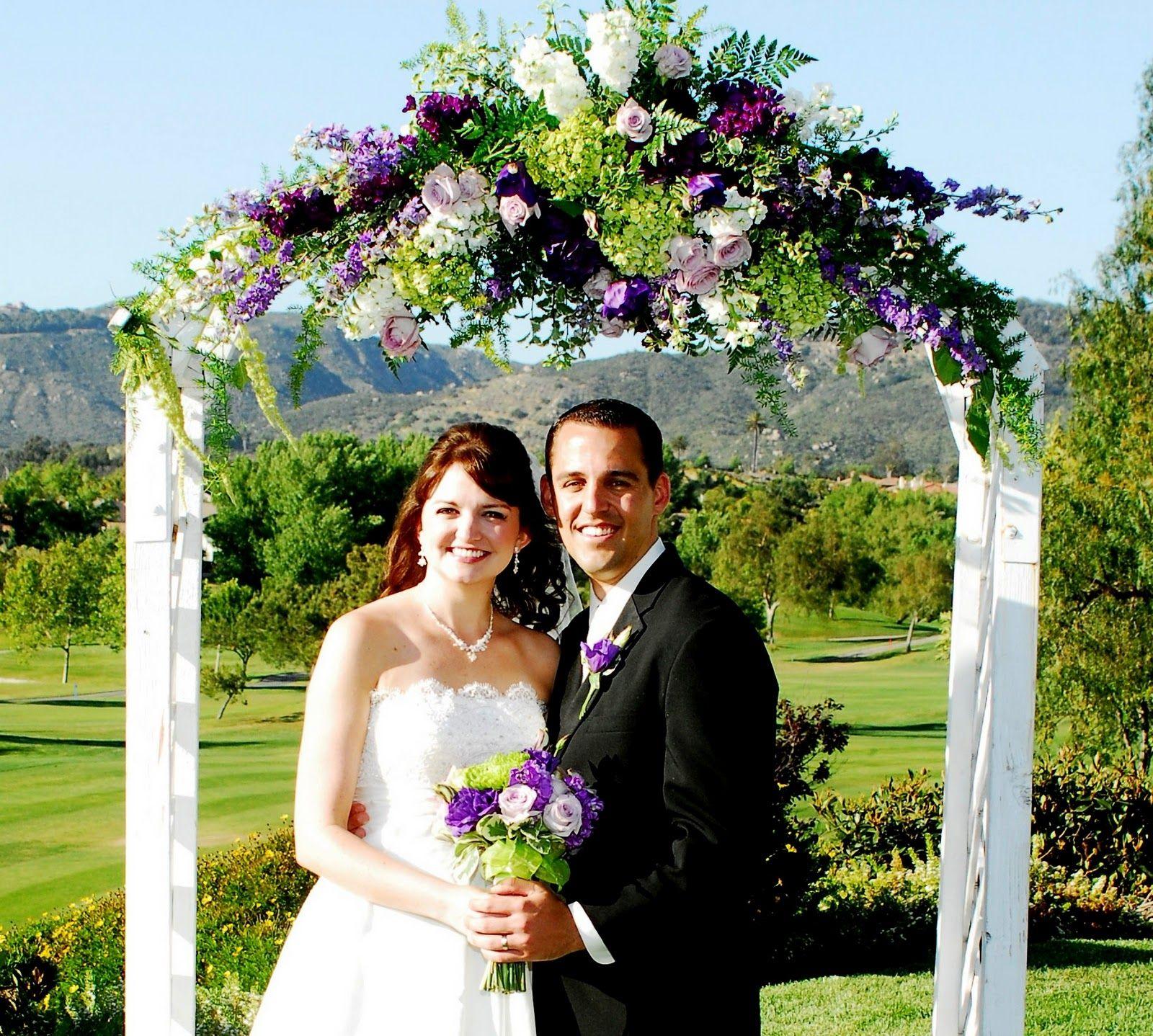 Purple And Green Wedding Ideas: ... Eggplant Purple And Lime