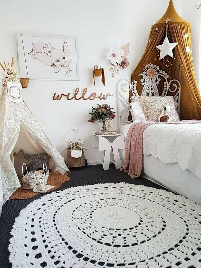 +24 Toddler Girls Room Decorating Ideas Diy Children 6 images