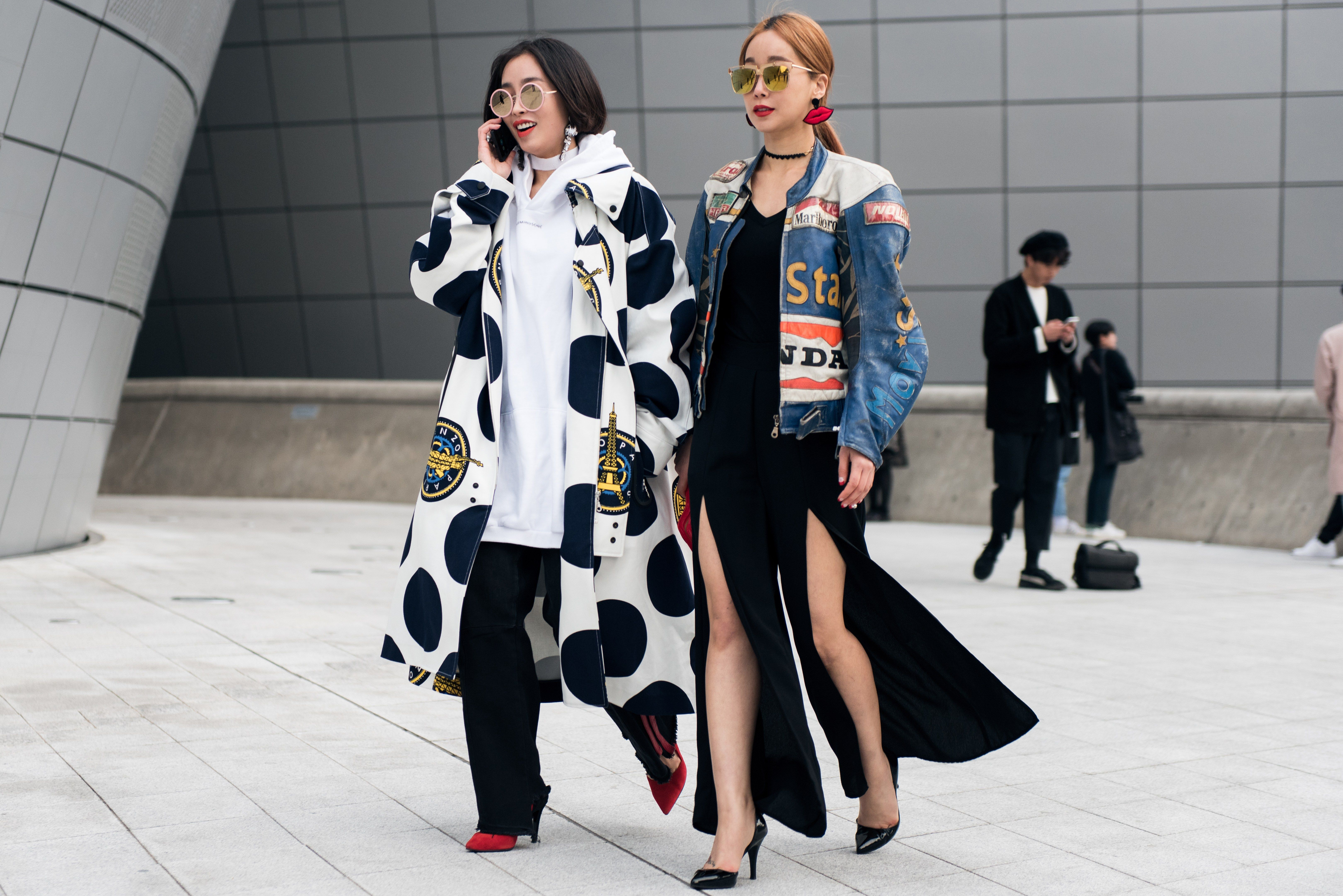 From Toddlers To K Pop Stars Seoul Fashion Week Takes Street Style To The Next Level Seoul Fashion Week Seoul Fashion Korean Fashion Kpop Inspired Outfits