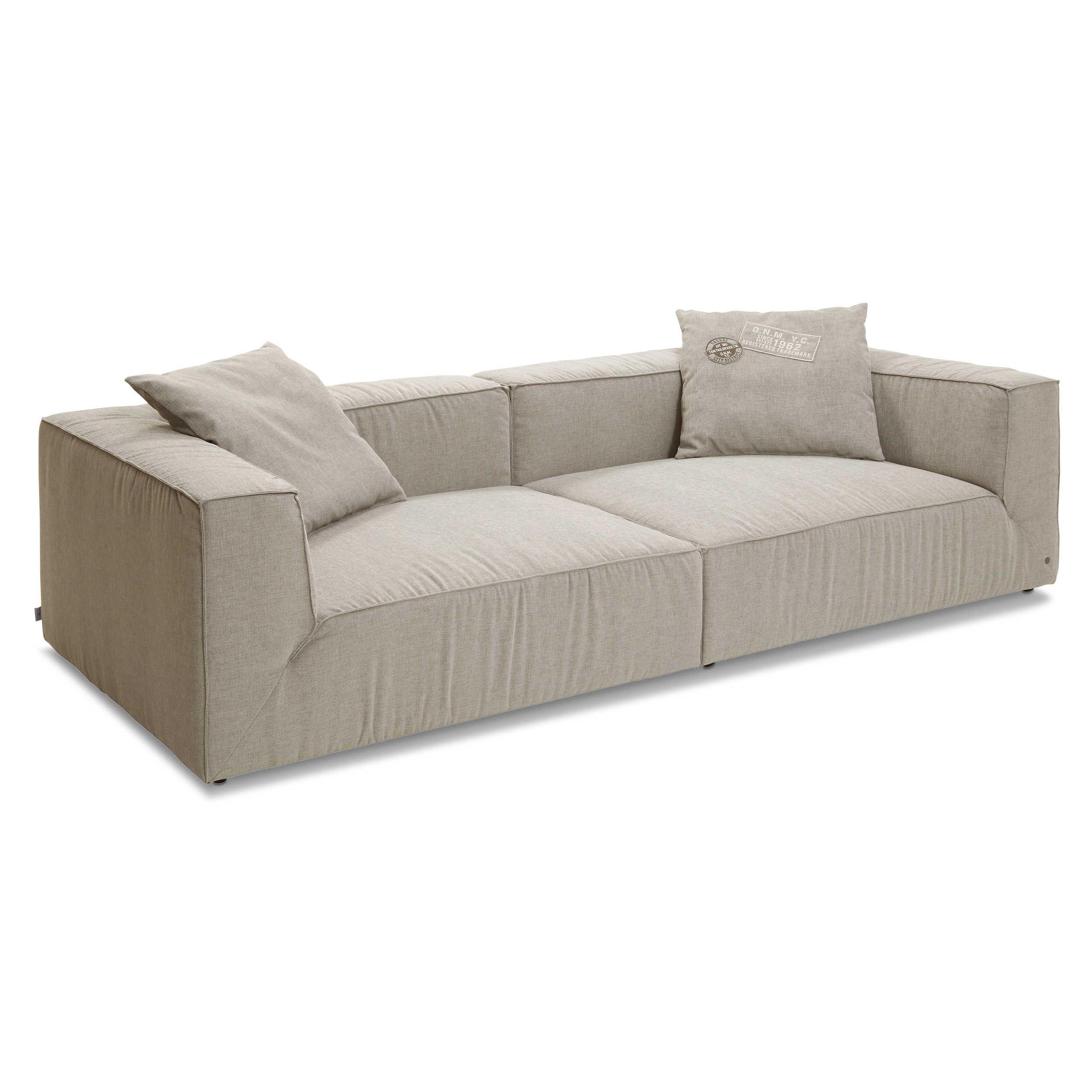 Tom Tailor Megasofa Big Cube Creme Stoff Online Kaufen Bei Sofa Outdoor Sofa Sofa Couch