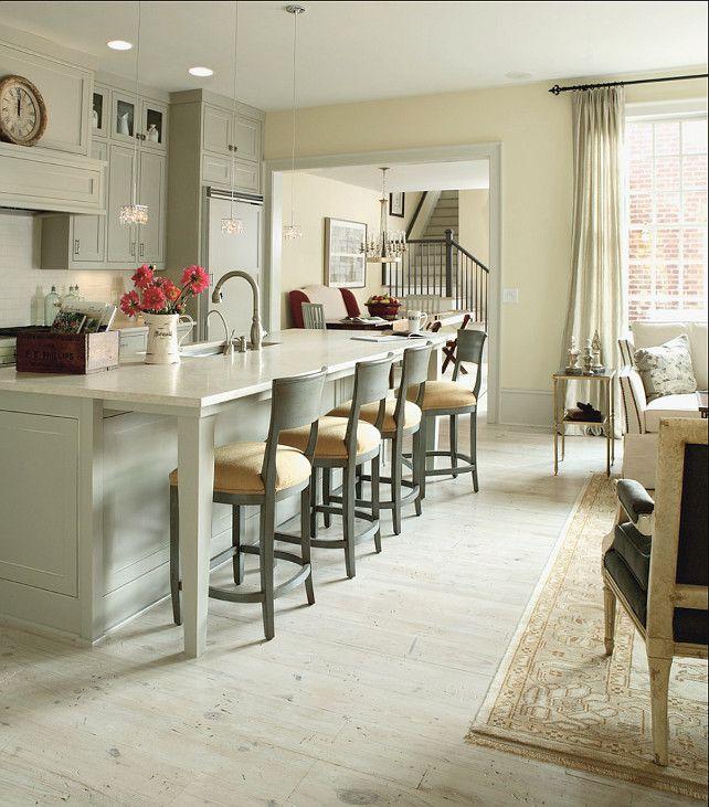 Sehr schöne Küche mit praktischen Sitzgelegenheiten, die man auch - küchen mit sitzgelegenheit