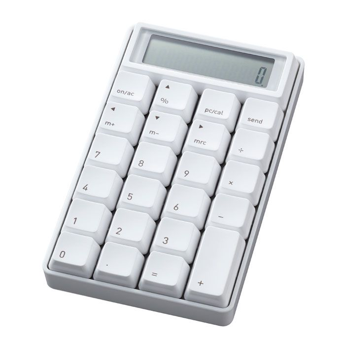 Cool Calculator Modern Desk Accessories Calculator Desk Accessories