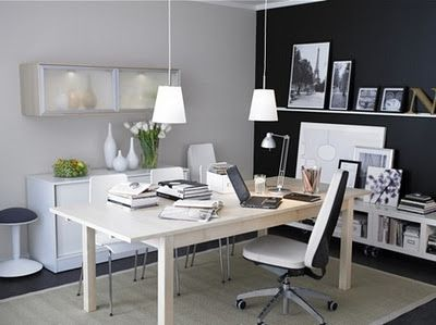 Merveilleux Office Insurance, Modern Office Designs, Home Office Furnitures, Office  Decoration: Best Home Office Interior Designs Appropriate On Your  Personality