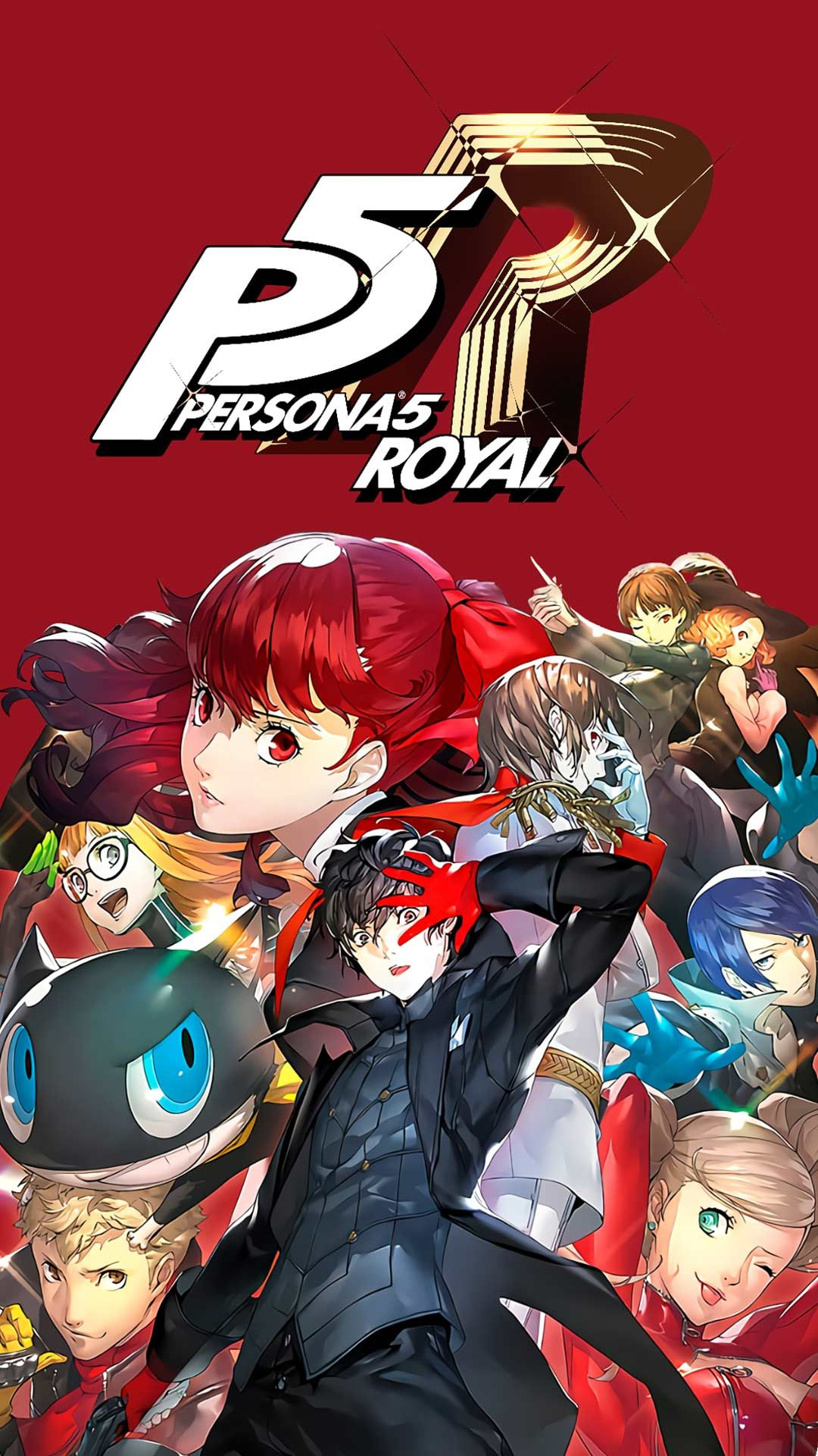 Persona 5 wallpaper phone backgrounds free download for