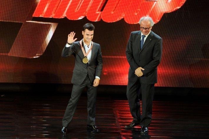 Pedrosa, FIM MotoGP Awards, Valencia MotoGP 2013