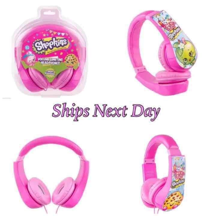 Shopkins Headphones w  Volume Limiter - Mercari  Anyone can buy   sell 6a55f691db48