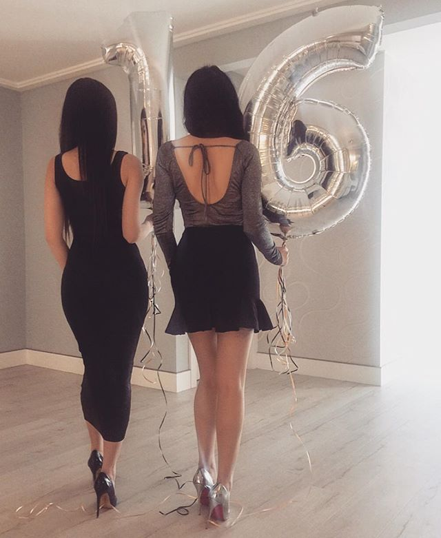 22nd Birthday Bash Abby And Brittany: Pin By Princess �� On ( Happy Birthday