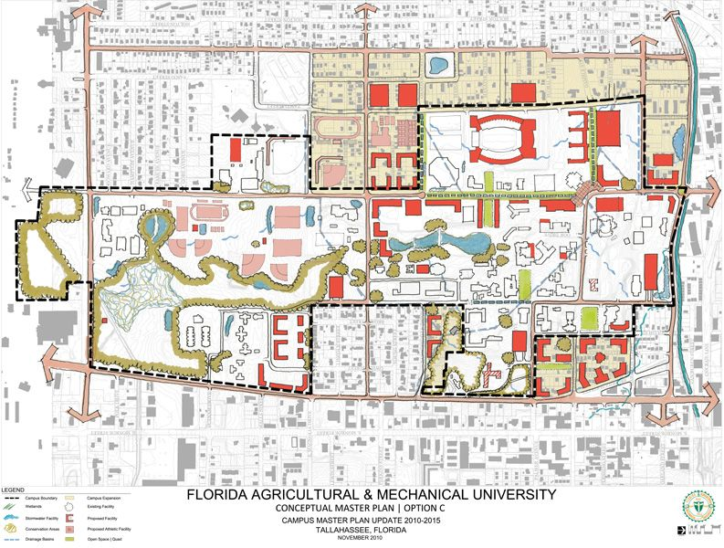 Under Armour Campus Map.Campus Master Plan University Master Plan University 和 How To Plan