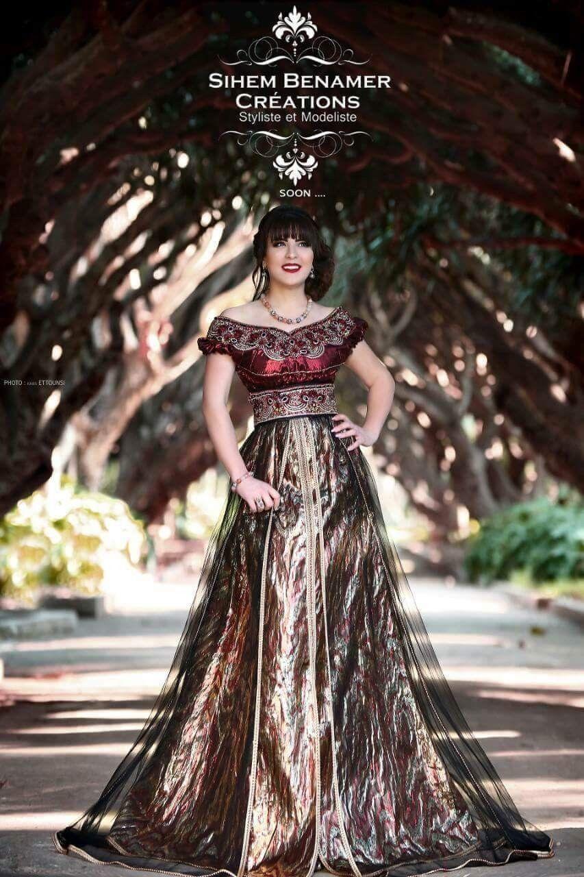 Robe de soiree katifa 2019