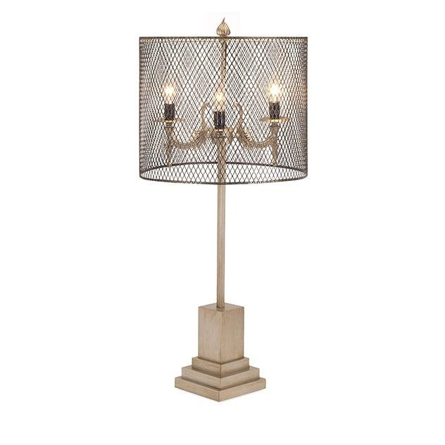 Gold Mesh Table Lamp Metal Table Lamps Table Lamp Lamp