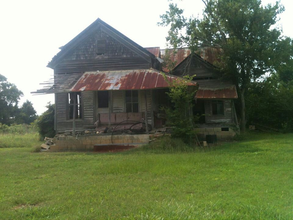 Abandoned House Over 100 Years Old In Cullman Al Abandoned Pinterest