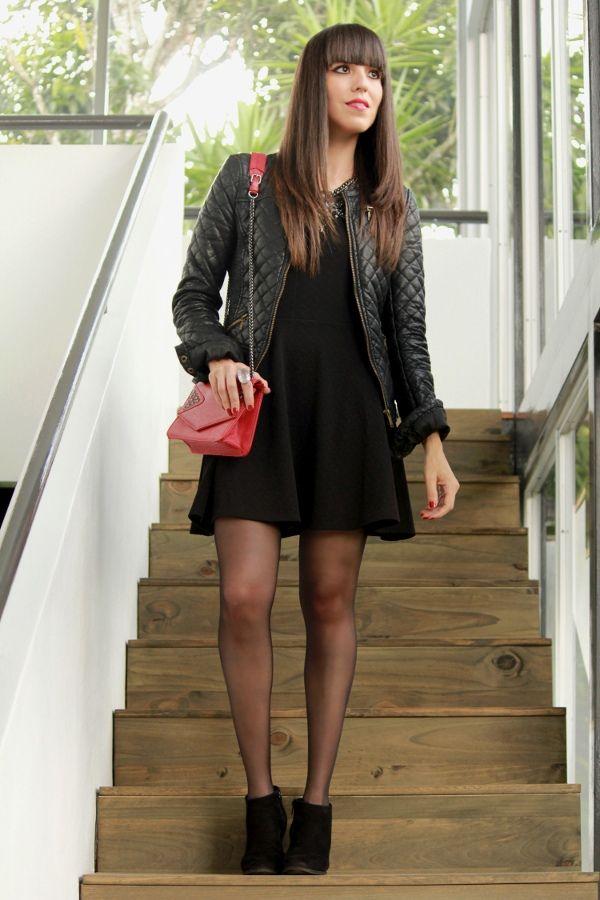 mejor valor buscar venta caliente en línea Resultado de imagen para vestidos con botines y medias | Vestido ...
