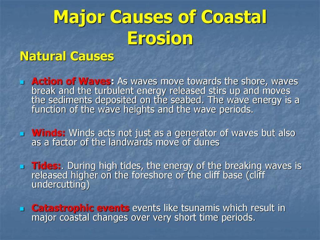 Pictures Of Coastal Erosion
