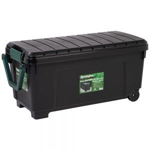 Rolling Storage Bin With Handle