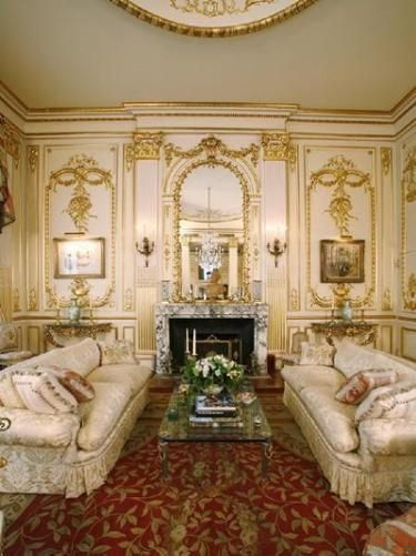 Joan Rivers Apartment joan rivers nyc apartment. i love opulence but with old world