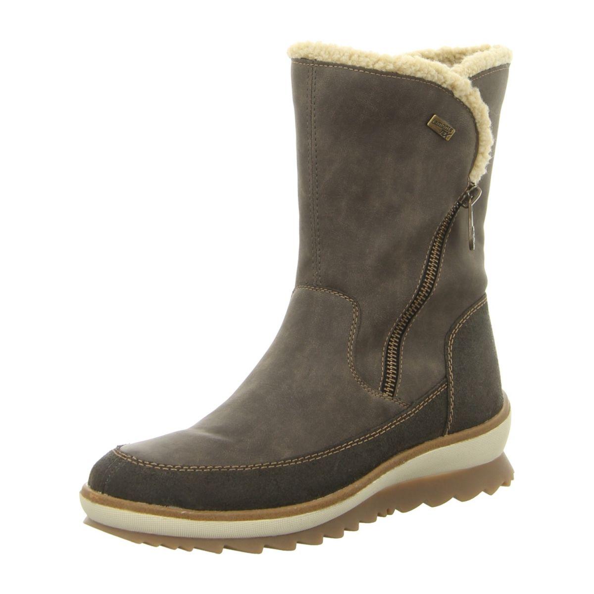 Remonte Schuhe Stiefelette R4374-45 grau kombi (grau) NEU