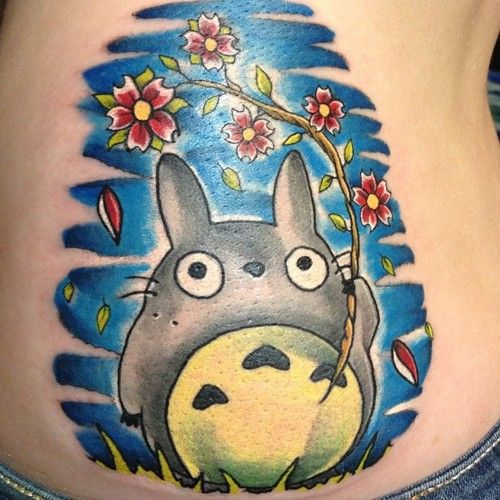 Totoro on Pinterest