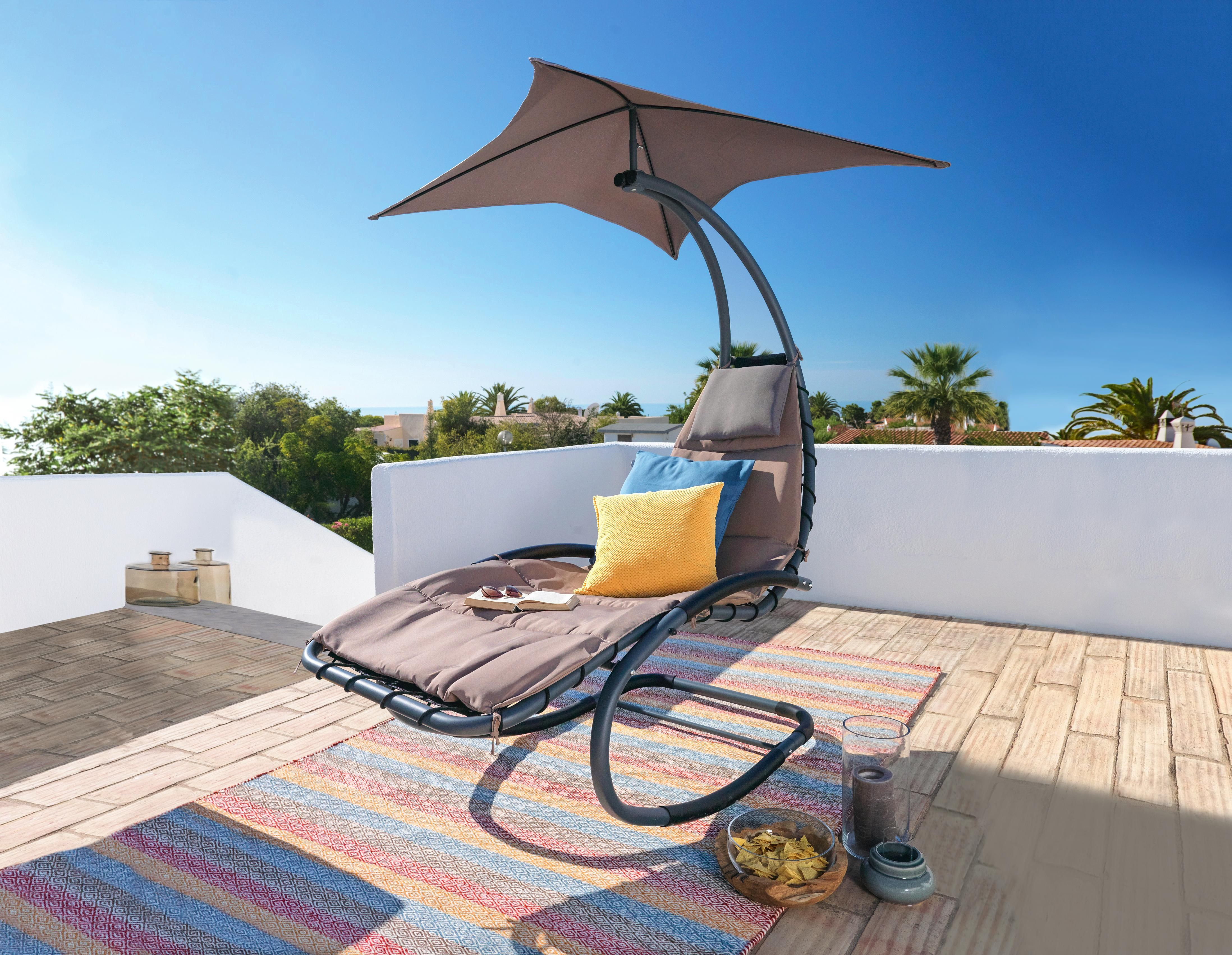 Gartenliege 84 175 166 Cm Online Kaufen Xxxlutz Gartenmobel Relaxliege Gartenliege
