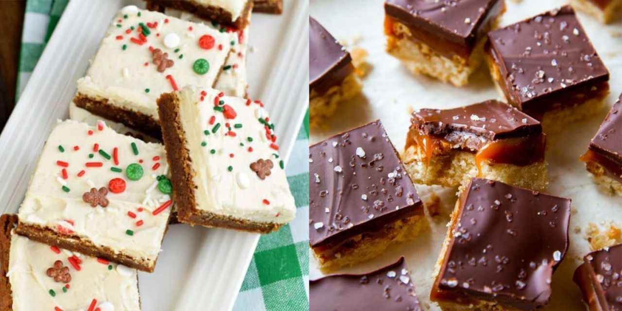 This Recipe for Cranberry Bliss Bars Outshines Starbucks' Big Time #cranberryblissbars