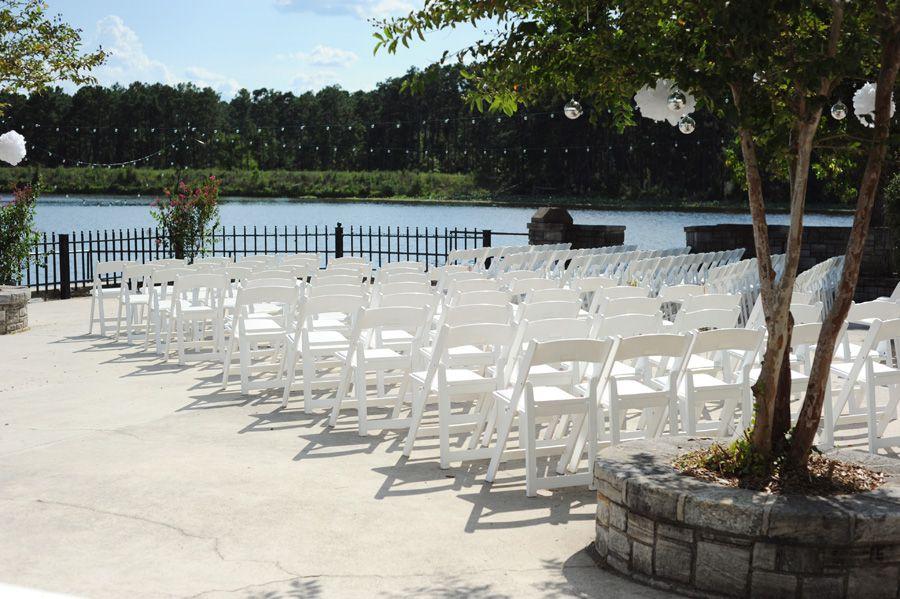 Huntsville State Park Wedding