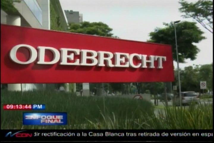 ODEBRECHT Y Fiscalía Brasileña Acuerdan Ocultar Nombres De Sobornados Por Falta De Aprobación De Juez