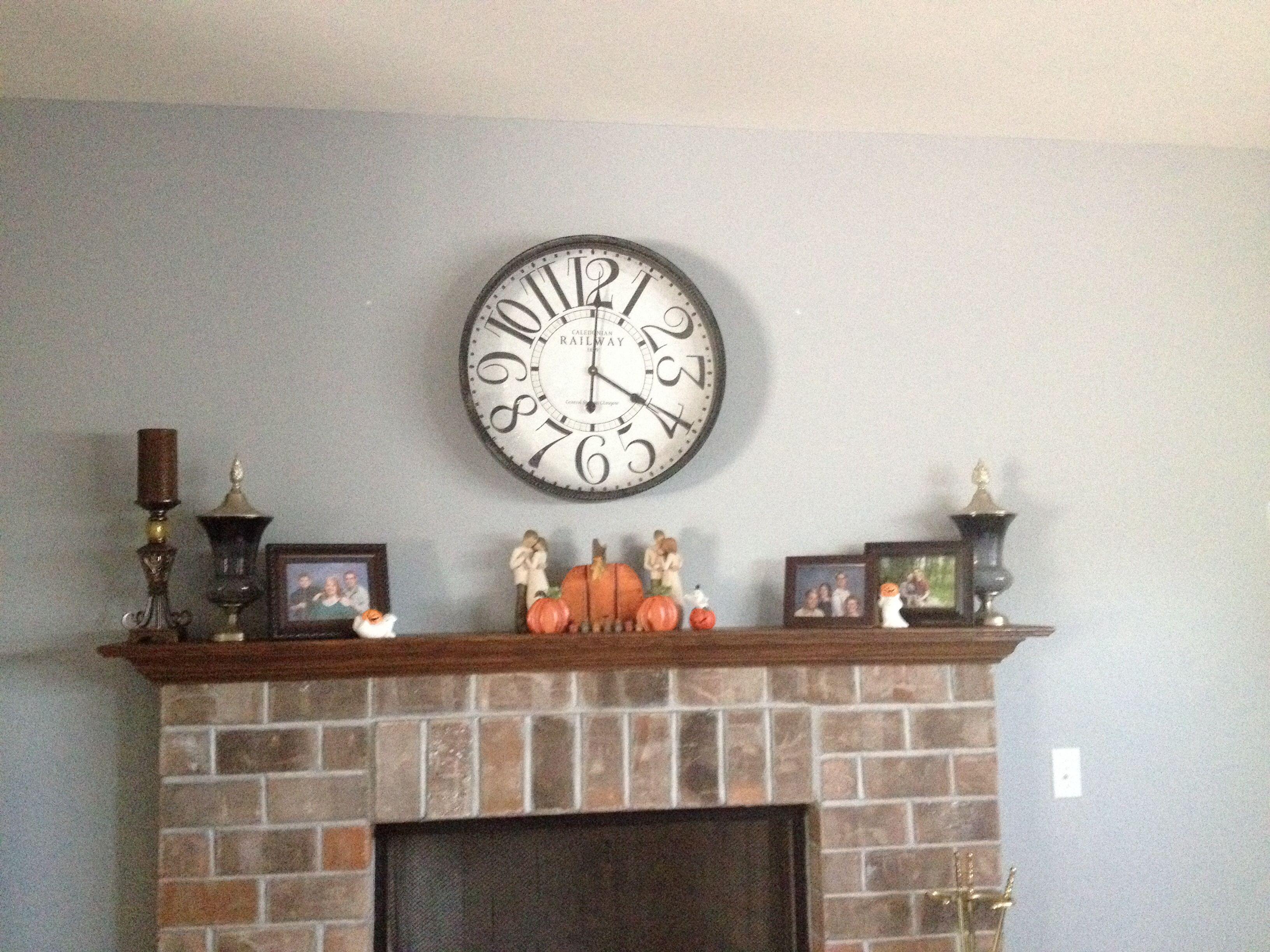 New Wall Clock From Hobby Lobby Home Decor Inspiration