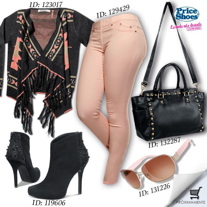 #boho #fashion #México #VivelaModa #PriceShoes #LaModaMasDeseada #style    De venta en →http://tiendaenlinea.priceshoes.com/