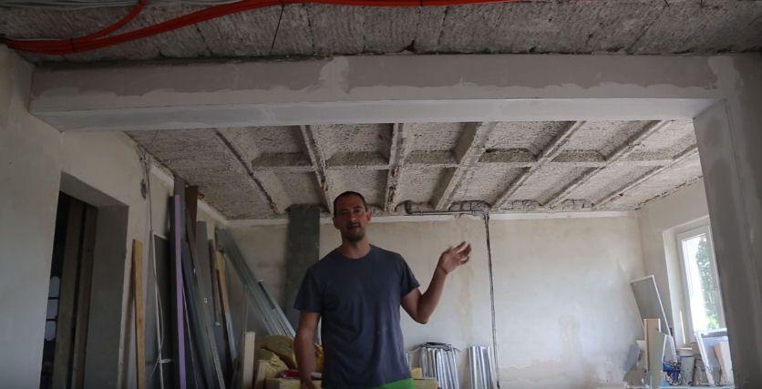 wanddurchbruch oder wand entfernen handwerker heimwerker pinterest wanddurchbruch haus. Black Bedroom Furniture Sets. Home Design Ideas