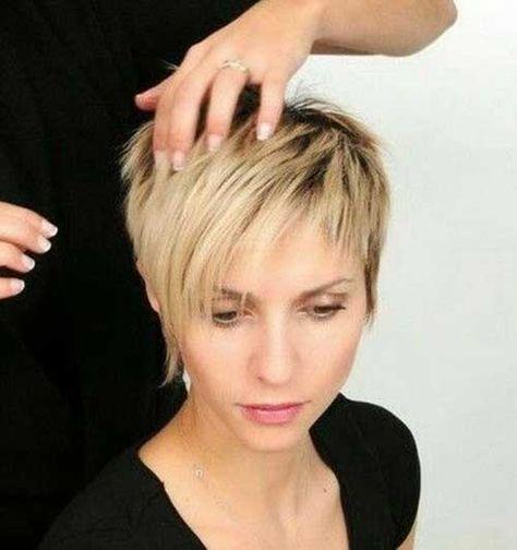 50 Beste Pixie Haircuts für 2018 | Kurze Frisuren 2017 – 2018 #longpixiehaircuts