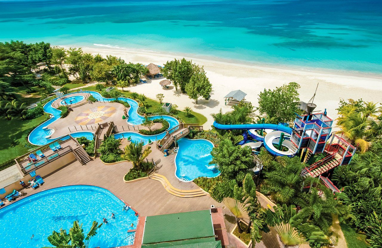 Beaches Negril Resort & Spa Jamaica | Best all inclusive ...