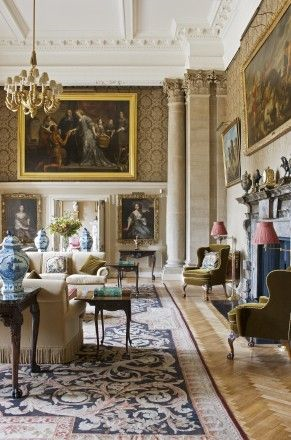 Classic English Interiors  Henrietta Spencer Churchill Henrietta  Spencer Churchill Is A Must Read Author On The Style Of English Classical  Decorating.