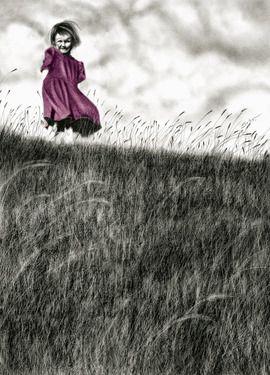 """Saatchi Online Artist Sue Bryan; Drawing, """"Field"""" #art"""