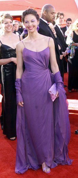 Lesbian in satin short dresses