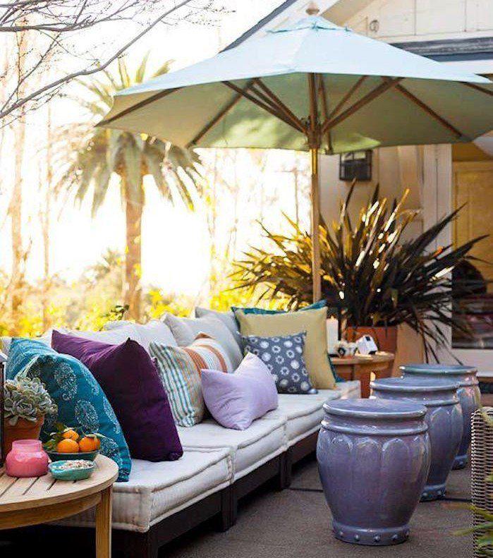 Jardin méditerranéen : 90 idées pleines de soleil   Pinterest ...