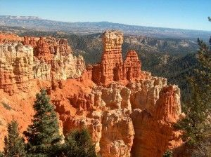 Bryce canyon is one of the most amazing places I've been.